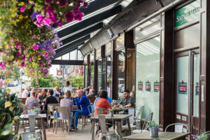 Cafes and Nightlife in Southport