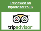 Reviewed on Tripadvisor