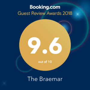 Guest Review Awards 2018 Logo