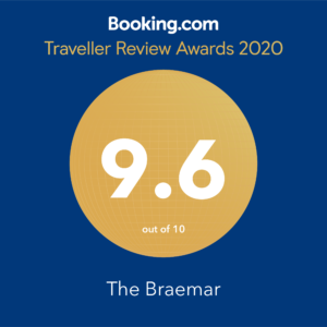 Traveller Review Awards 2020 Logo
